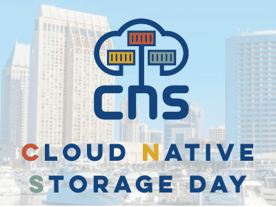 Cloud Native Storage Day, San Diego | Robin.io